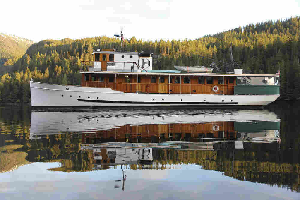 Alaska Cruises aboard the luxurious classic Yacht Discovery